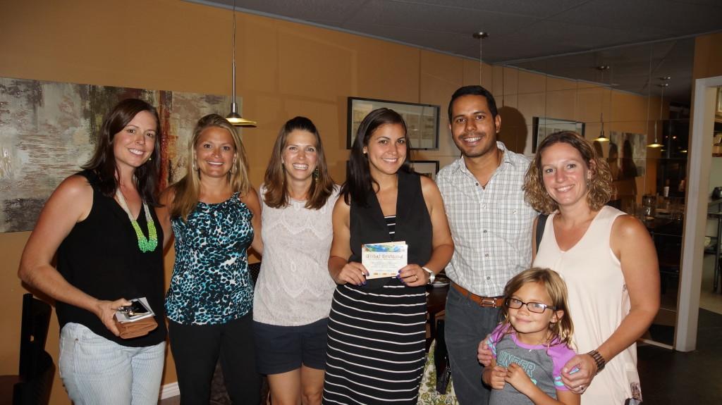 Dining on Venezuelan food with Global Grubbing
