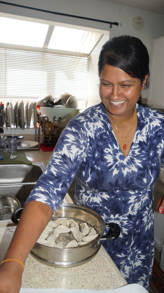 Cooking Momos, Nepali Food, Global Grubbing, Denver, Ethnic Dining, Cooking School