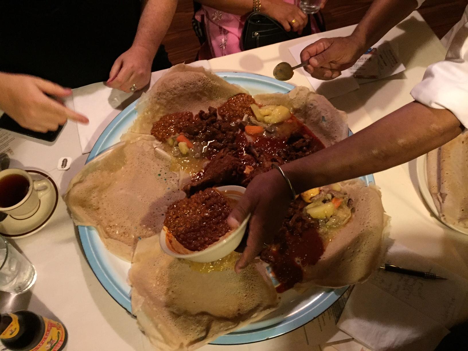 A Little Taste of Ethiopia in My Own Backyard – Community