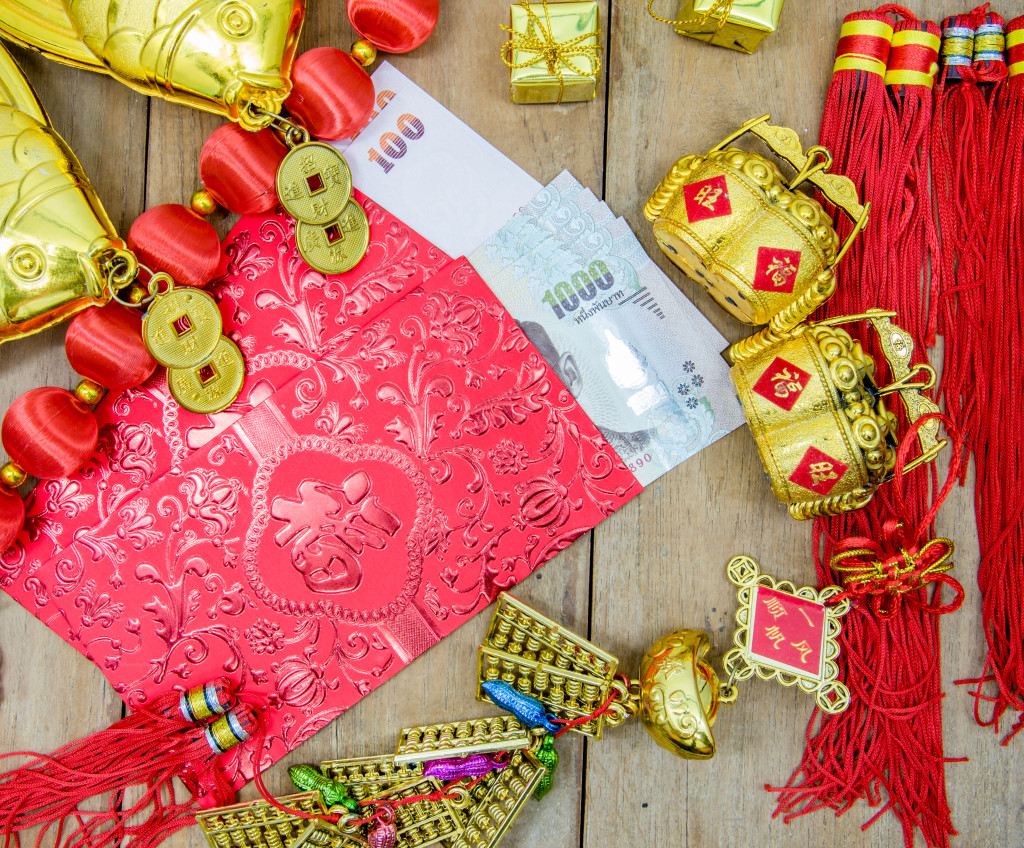 Chinese New Year, Red Envelope